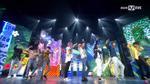 Không màng nghi án đạo nhạc, EXO 'thổi bùng' sân khấu M-Countdown với hit mới