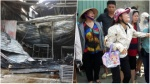 Vụ cháy xưởng sản xuất bánh kẹo ở Hoài Đức: 8 người đã tử vong