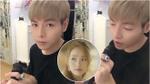 Đức Phúc tung clip cover OST 'Sắc đẹp ngàn cân' của Minh Hằng 'cực ngọt'