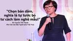 Phó Chủ tịch Hội Người mẫu Việt Nam: 'Chọn bán dâm, nghĩa là tự tước bỏ tư cách làm nghề mẫu!'