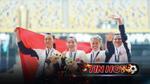 SEA Games 29: Điền kinh liên tục mang tin vui về cho TTVN
