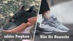 Xoay quanh thiết kế mới của adidas: Trên đà tạo nét hay vừa 'vay mượn' thành công bộ đế Nike Air Huarache?