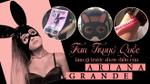 Fan Trung Quốc làm gì trước show diễn của Ariana Grande 5 tiếng?