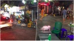 Clip: Hỗn chiến kinh hoàng tại quán bar gây náo loạn phố Mã Mây, Hà Nội