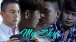 Ngay từ tập 1 của web-series 'My Sky', Duy Khánh đã hôn nồng nhiệt bạn diễn nam