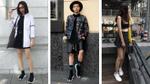 Streetstyle giới trẻ mùa Lễ 2/9:  tông màu đen lên ngôi cùng loạt bí kíp mix match siêu 'chất'
