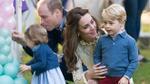 Ngày đầu tiên đi học của Hoàng tử Anh George