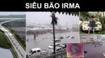 Bão Irma đổ bộ: Puerto Rico và quần đảo Virgin hoàn toàn bị phá huỷ