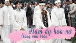 'Năm ấy hoa nở': Khán giả khóc hết nước mắt nhìn Tôn Lệ đội tang trong đám ma Hà Nhuận Đông
