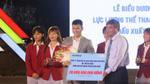 Bóng đá nữ TP.HCM nhận 20 tỷ từ Lê Công Vinh