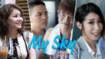 Diễn viên Lê Giang và Khổng Tú Quỳnh gây cười trong tập 2 phim 'My Sky' của Duy Khánh