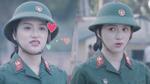 Càng nghiêm túc, Hương Giang lại càng 'mua vui' cho 'hội chị em' Sao nhập ngũ