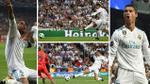 Real thăng hoa nhờ Ronaldo, Tottenham 'lên đồng', Liverpool hòa thất vọng
