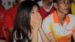 """Fan nữ Arsenal Việt rướm nước mắt vì 'pháo thủ"""" hụt mất chiến thắng"""