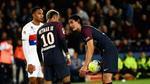 Neymar suýt đấm Cavani trong phòng thay đồ, PSG sắp nguy to