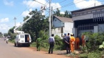 Thanh niên 17 tuổi bị điện giật chết khi đi vệ sinh bên đường