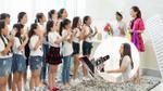 Team Tràm - Tiên mời Thùy Chi làm cố vấn, tích cực tập luyện cho học trò nhí 'tuyệt chiêu' đối đầu