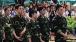 Fan 'đứng ngồi không yên' trước hình ảnh điển trai của Sơn Tùng M-TP trong trang phục quân đội