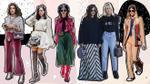 Ngày đầu Milan Fashion Week, hàng loạt fashionista đã đem Gucci 'áp đảo' sân chơi street style!