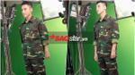 Đột nhập hậu trường buổi chụp ảnh của Sơn Tùng M-TP trong trang phục quân đội gây sốt