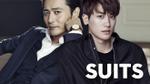 Jang Dong Gun trở lại màn ảnh nhỏ sau 5 năm cùng Park Hyung Sik với 'Suits' phiên bản Hàn