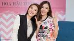 Tường Linh hạnh phúc hội ngộ Phương Chi trong buổi họp fan trước thềm Hoa hậu Liên lục địa 2017