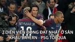 Ảnh chế: 'Vai diễn' quá đạt của cặp 'nghệ sĩ' Neymar - Cavani
