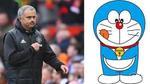 Mourinho và chiếc túi thần kỳ của Doraemon