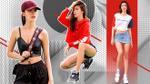 'Nữ hoàng sporty-chic' Minh Tú chọn Nike Air Jordan, chối từ giày cao gót khi diện style đời thường