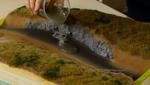 """Mô hình thung lũng núi non thu nhỏ làm bằng tay chính xác """"không sai 1 li"""" so với đời thực, làm mất hơn 40 tiếng đồng hồ"""