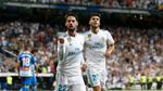 Isco lại 'gánh team', lập cú đúp giúp Real Madrid bám đuổi Barcelona