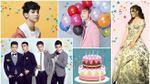 Trước Vũ Cát Tường, loạt sao Vpop này cũng 'chơi lớn' mừng sinh nhật