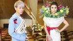 Đức Phúc diện style Sơn Tùng M-TP, Như Quỳnh 'lọt thỏm' giữa rừng hoa tại họp báo Cặp đôi hoàn hảo