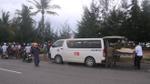 Người đàn ông chết trong tư thế treo cổ cạnh bãi biển ở Đà Nẵng