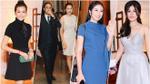 Vợ chồng Hà Tăng cùng dàn sao Việt xúng xính váy áo đến mừng đám cưới của Hoa hậu Đặng Thu Thảo