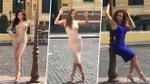 Vừa bắt đầu, Miss Grand International 2017 đã gây tranh cãi khi cho thí sinh chụp ảnh với… cột đèn, tạo dáng khó hiểu