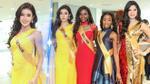 Á hậu Huyền My nổi bật trong buổi ra mắt dàn thí sinh Miss Grand International 2017