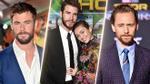 Miley Cyrus quấn quít không rời Liam Hemsworth trong buổi ra mắt phim 'Thor: Ranarok' tại Mỹ