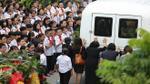 Hơn 1.000 học sinh hát vang bài ca Lương Thế Vinh vĩnh biệt thầy Văn Như Cương