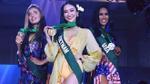 Á hậu Hà Thu tiếp tục giành huy chương vàng phần thi Resort Wear tại Miss Earth 2017