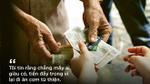 Người đồng sáng lập quán cơm 2.000 đồng: 'Chẳng mấy ai giàu có, tiền đầy trong ví lại đi ăn cơm từ thiện'