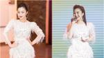 Hương Tràm diện váy trắng tinh khôi, đem 'Em gái mưa' phủ sóng khắp các sân khấu