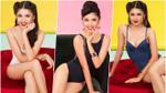 Á hậu ThùyDungkhoe hình thể quyến rũ, cuốn hút trước ngày tham gia Hoa hậu Quốc tế 2017