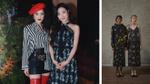Chi Pu mặc đẹp lấn át Tiffany trên thảm đỏ sự kiện của H&M tại Mỹ