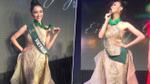 Á hậu Hà Thu có chiến thắng thứ 3 tại Miss Earth với huy chương đồng phần thi trang phục dạ hội
