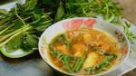 Bún Num Bo Chóc - hương vị bún cá đến từ Campuchia ở chợ Hồ Thị Kỷ, TP.HCM