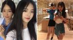 Cặp đôi mẹ con Hàn Quốc khiến người ta 'phát hờn' vì trông giống chị em gái