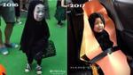 Cô bé Vô Diện nổi nhất mạng xã hội trong dịp Halloween năm ngoái lại 'tái xuất giang hồ'