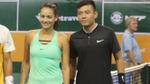 Hoa khôi quần vợt Pháp tiết lộ điều kiện đặc biệt để 'hẹn hò' Hoàng Nam