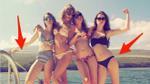 9 ngôi sao ngượng chín mặt vì bị bóc mẽ Photoshop trên Instagram